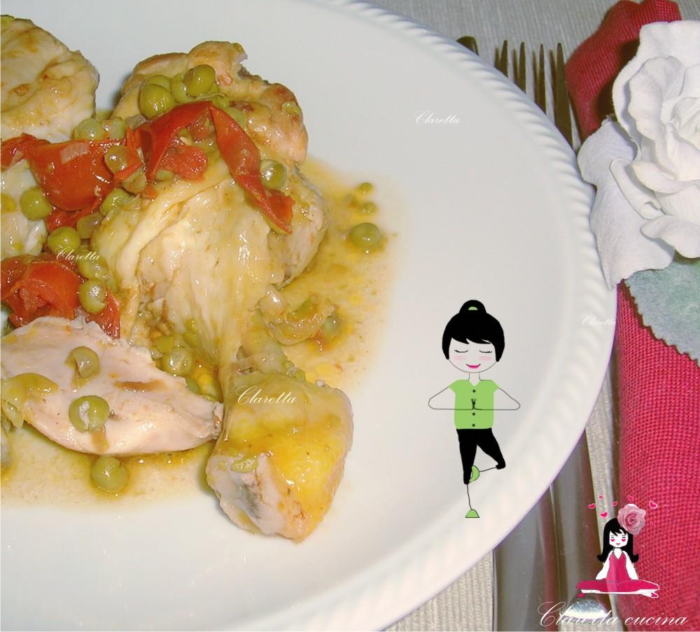 Cosce di pollo, Cucina Claretta