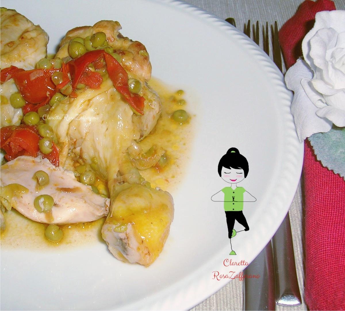 Cosce di pollo | Claretta RosaZafferano