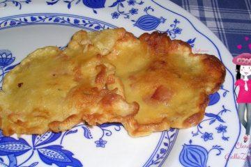Frittata alla mortadella, Nuvole fritte all'uovo, Ricetta facile