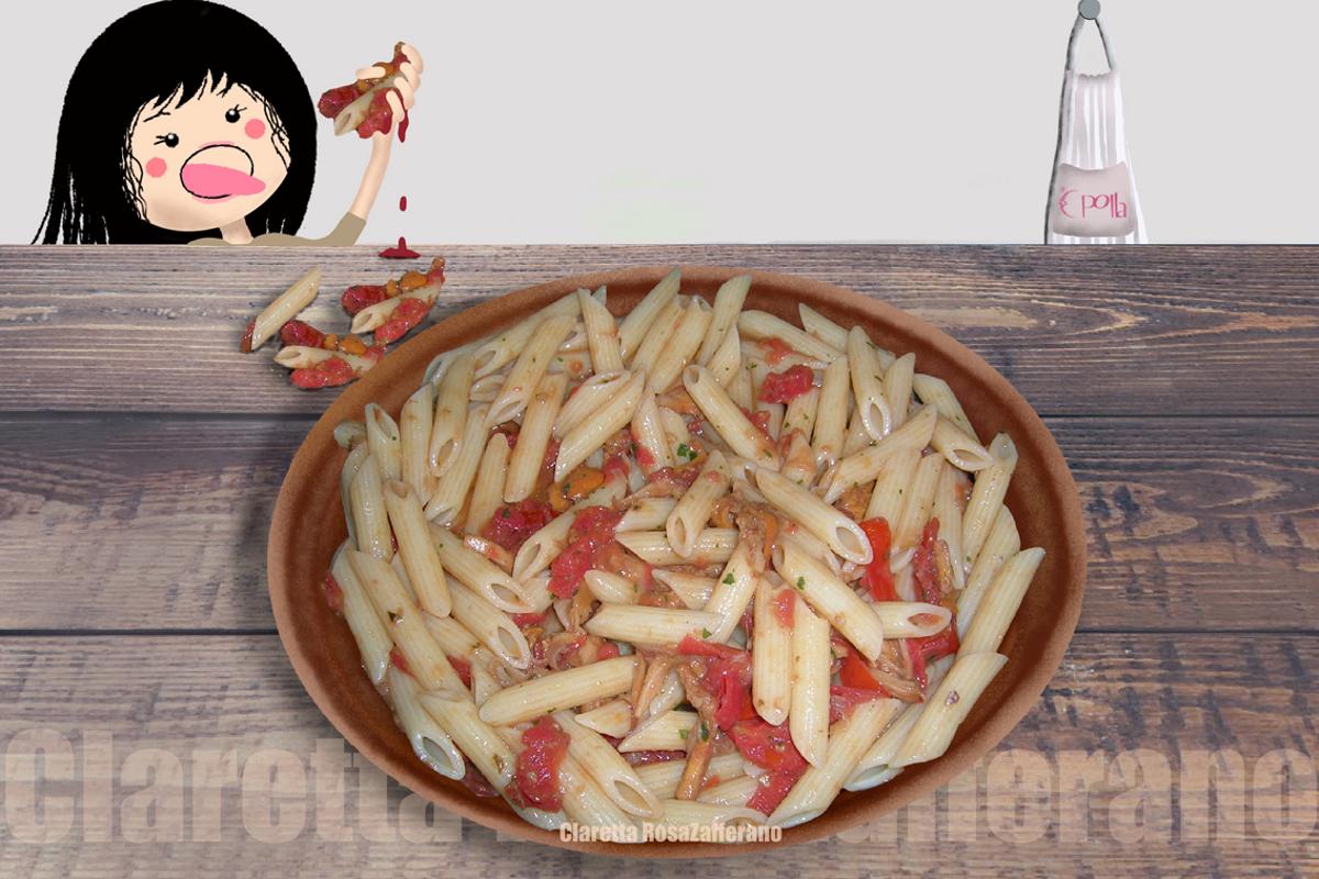 Finferli | Pasta ai finferli | Claretta RosaZafferano