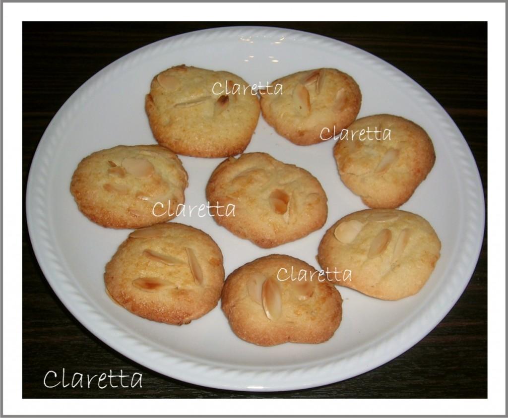 Biscotti alle mandorle | 191