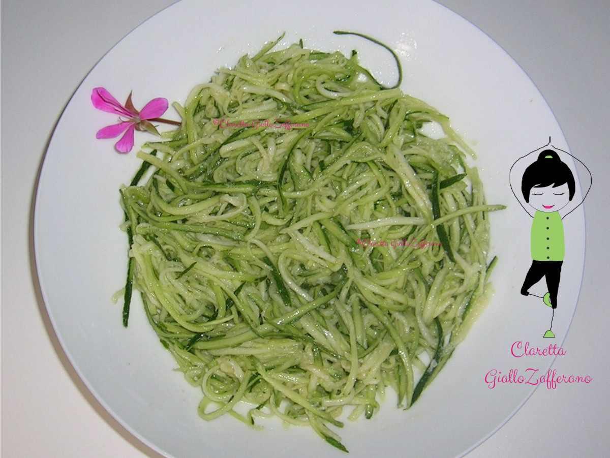 Zucchine al limone, Ricetta zucchine, Claretta GialloZafferano