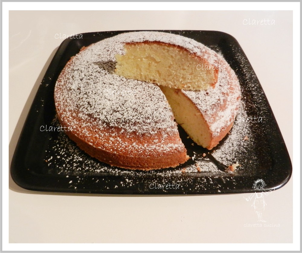 Torta allo yogurt senza burro, Ricetta torta, 203.1