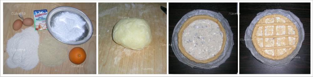 Crostata alle mandorle, Crostata ricetta, Ricetta dolce, 37.1