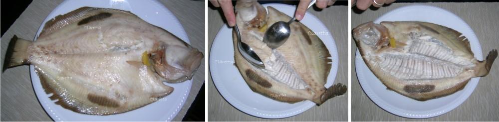 Soaso, Ricetta secondo piatto di pesce