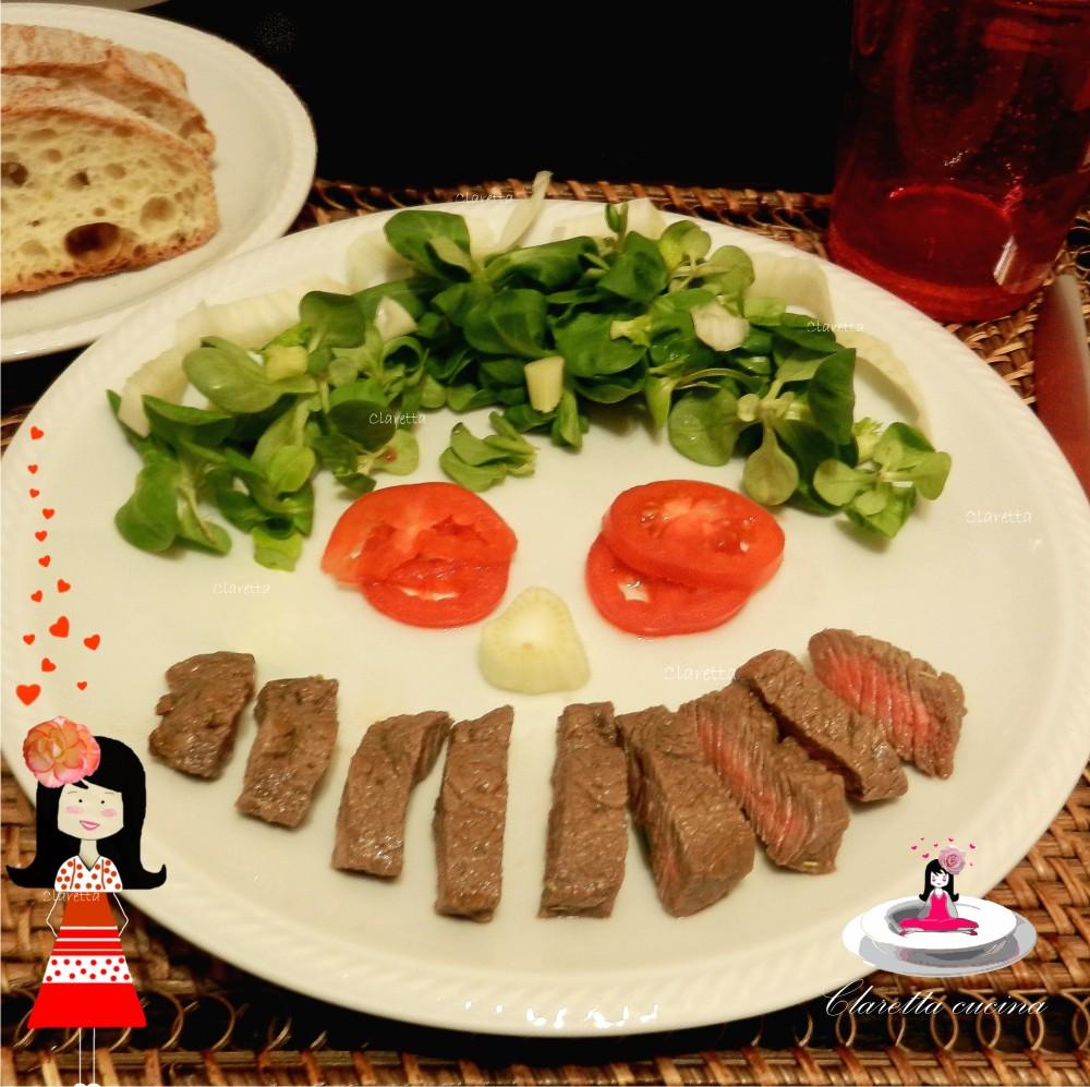Tagliata di manzo tagliata ricetta cucinare una tagliata for Cucinare tagliata