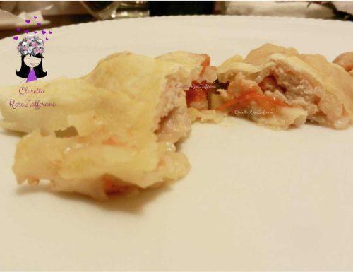 Fagottini ripieni di carne, Pasta fillo ricette
