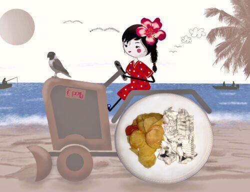 Soaso o Rombo al forno con patate, Ricetta secondo piatto di pesce