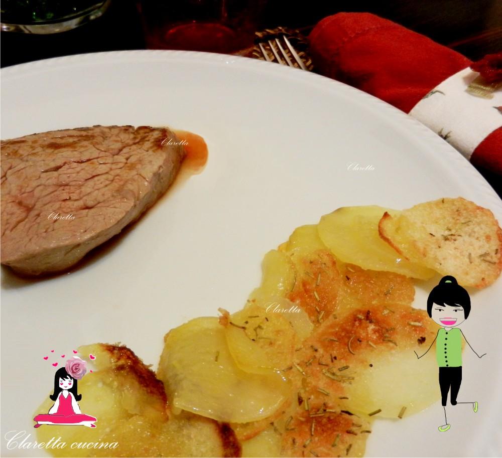 Filetto, Ricetta filetto, Claretta cucina