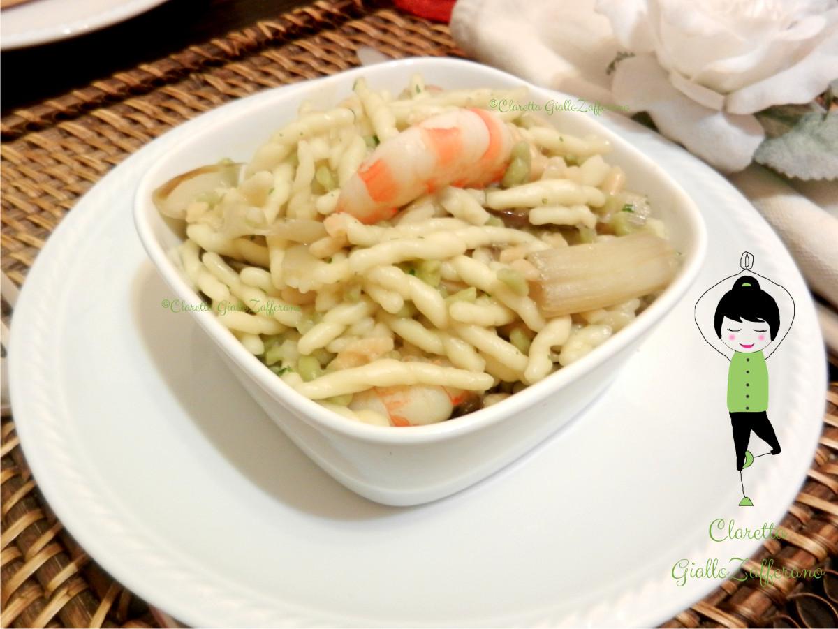 Trofie, asparagi e mazzancolle, Asparagi, Ricetta di mare, Claretta GialloZafferano
