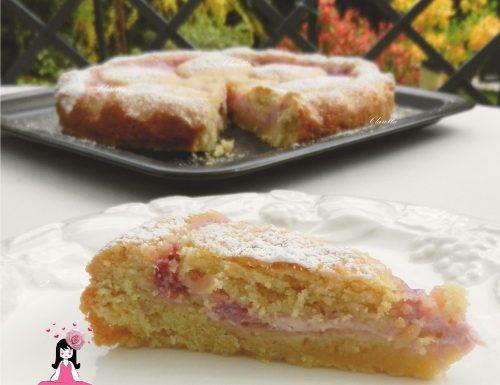 Torta alla crema di fragole, Ricetta torta, Ricetta dolce