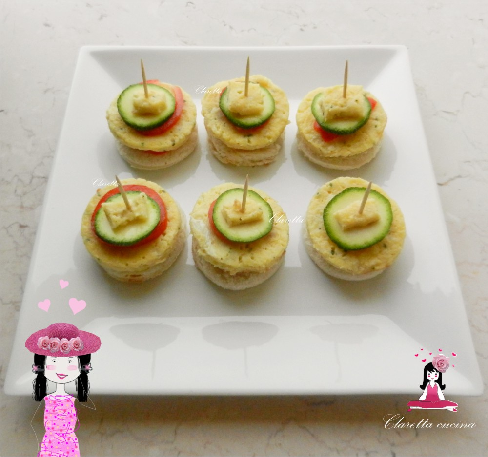 Finger food finger food recipes ricette finger food for Finger food ricette