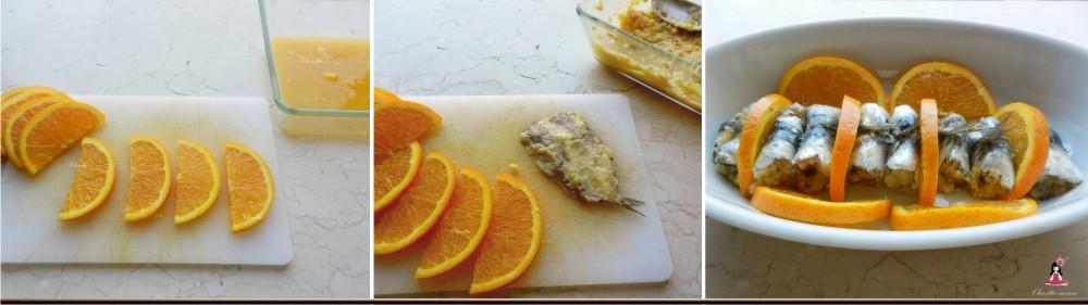 Sarde alla arancia | Claretta