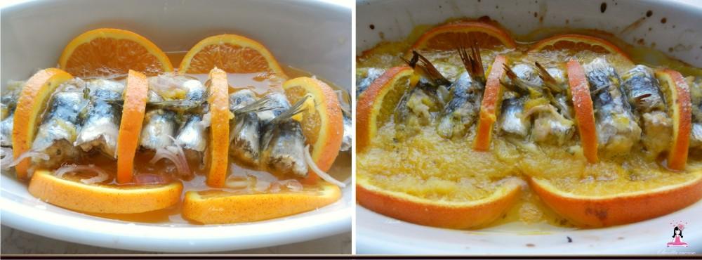 Involtini di sarde alla arancia | Claretta