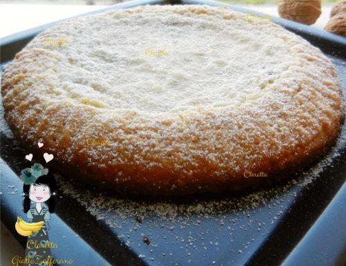 Crostata banana cocco e cioccolato, Ricetta torta facile