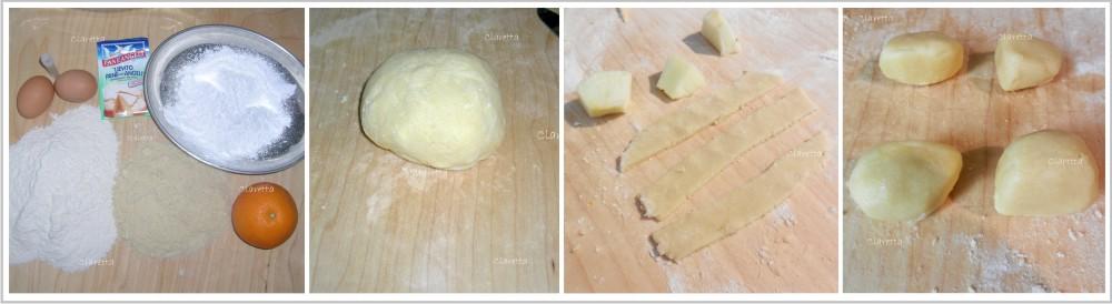 Dolcetti di frolla con cuore di mela, Ricetta dolce, Claretta, RosaZafferano,267