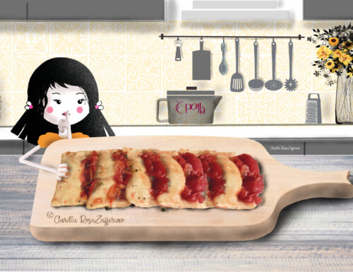 Ravioli di ricotta e zucchine, Ricetta pasta fresca fatta in casa