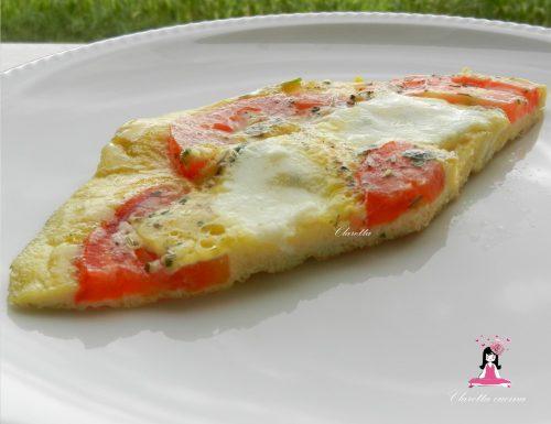 Frittata al rosmarino basilico e menta, Uova ricette veloci