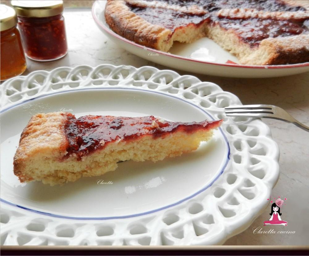 Crostata, Ricetta dolce, 354