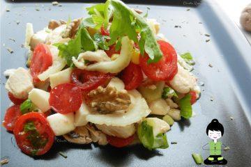 Insalata di pollo ricetta 360