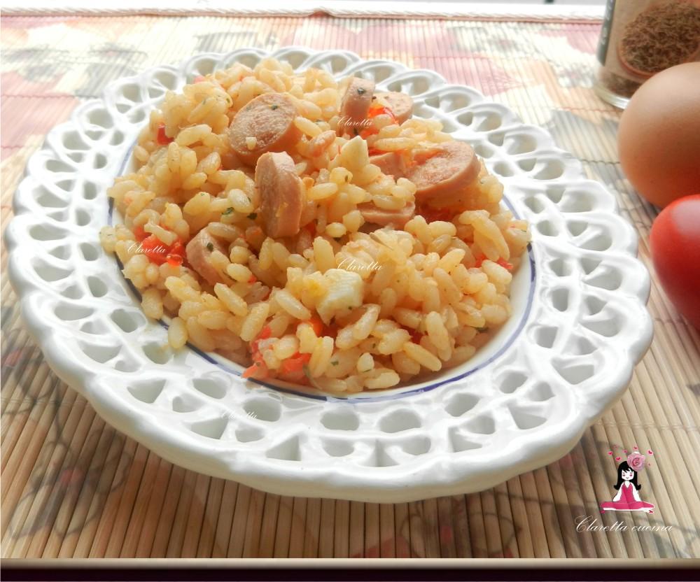 Insalata di riso, Ricetta riso freddo, 374