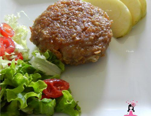 Hamburger con il mais, Ricetta veloce