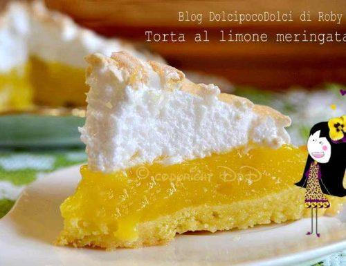 Torta al limone meringata, Lemon meringue pie