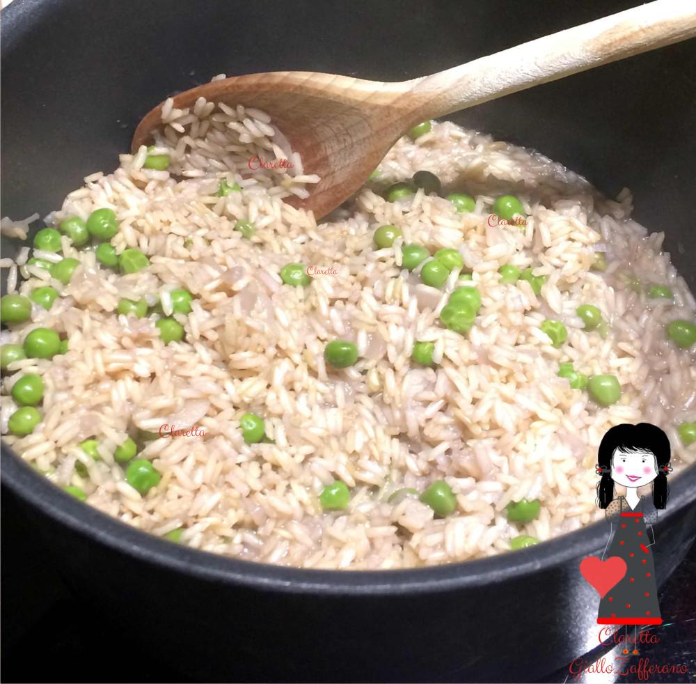 come cucinare il riso integrale cottura claretta