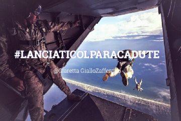 Lanciati col paracadute