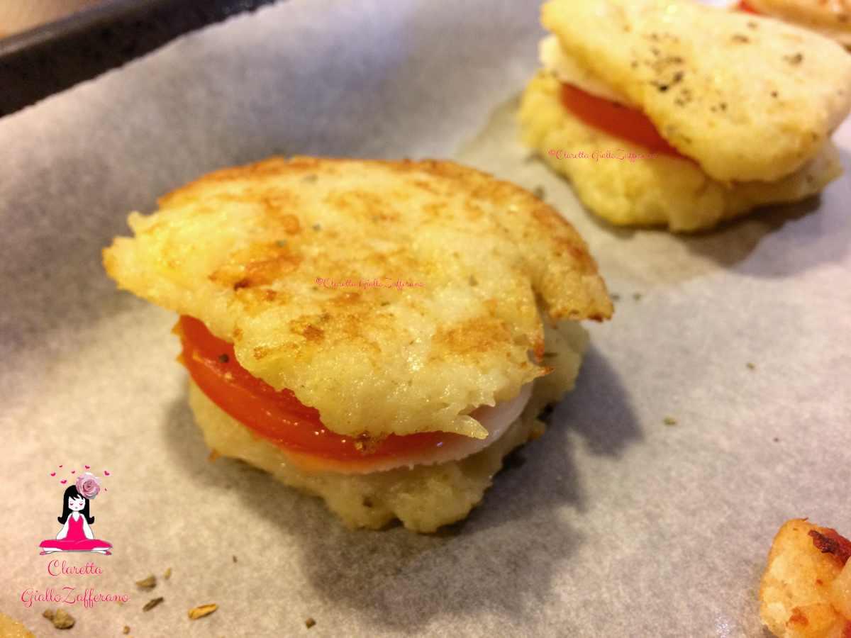 Medaglioni di patate, Ricetta facile con le patate, Claretta GialloZafferano
