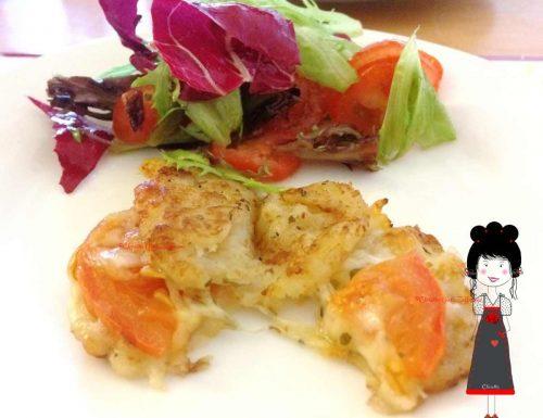 Medaglioni di patate al forno, Ricetta facile con le patate