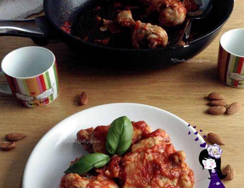 Pollo saporito in padella, Ricetta facile e gustosa con zenzero e limone