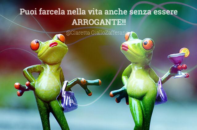 Arrogante_Claretta GialloZafferano