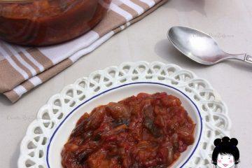 Peperonata in padella