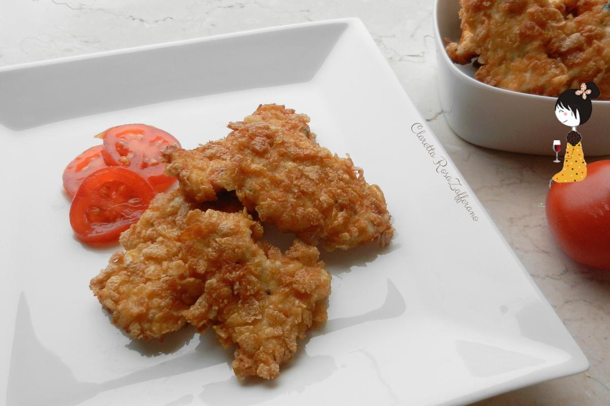 Crocchette di pollo al mais 357