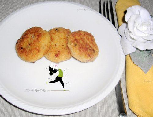 Polpette patate e cavolfiore, Ricetta vegetariana