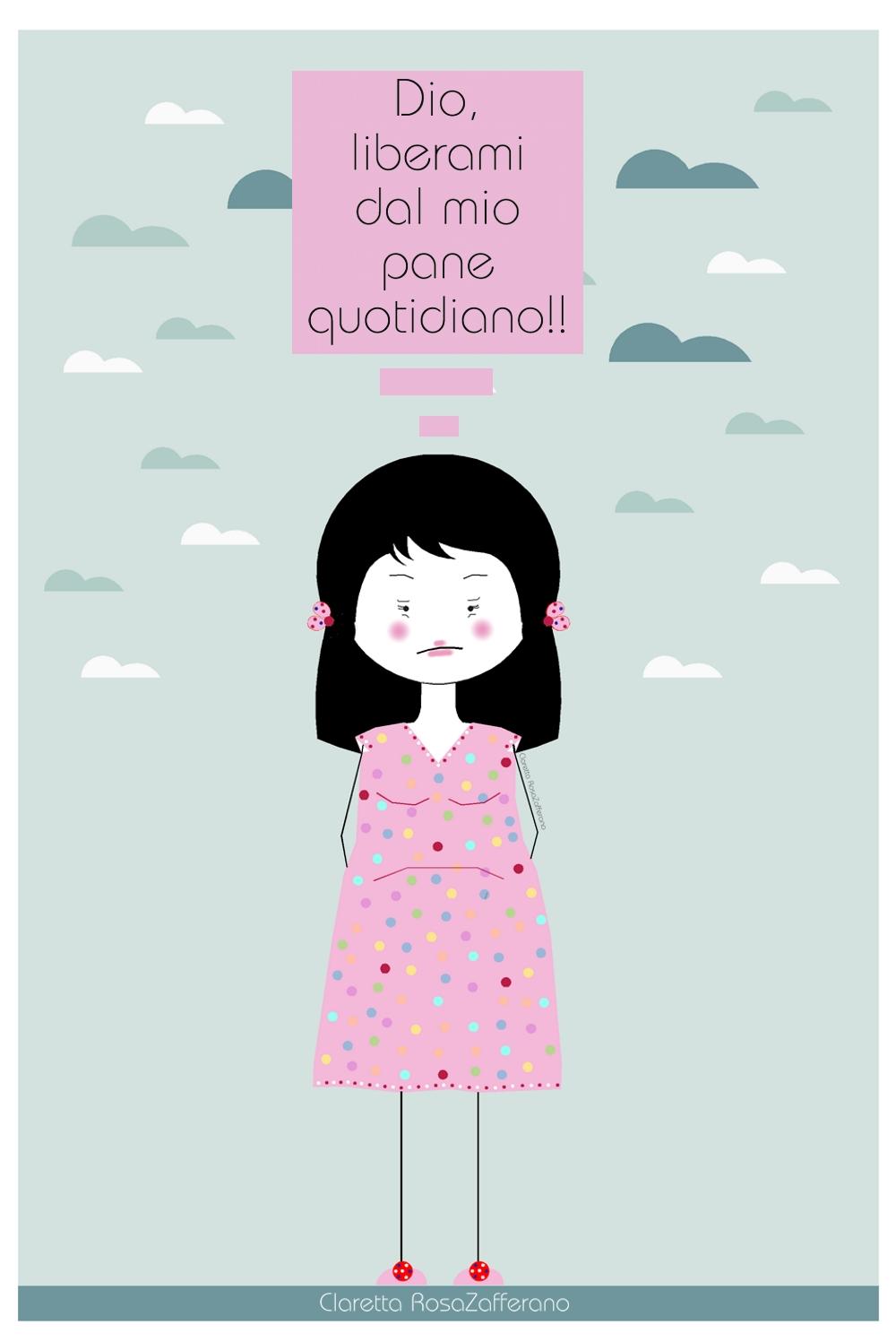 Pancia gonfia o grasso addominale, Claretta RosaZafferano