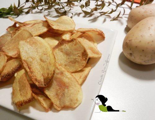 Patatine fritte fatte in casa