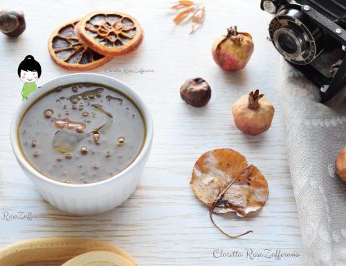 Zuppa di lenticchie, ricetta