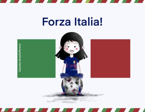 Menu da partita, il Forza Italia te lo urlo da Londra! Ma cosa mangiare?