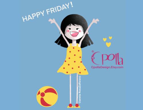 Happy Friday RosaZafferano