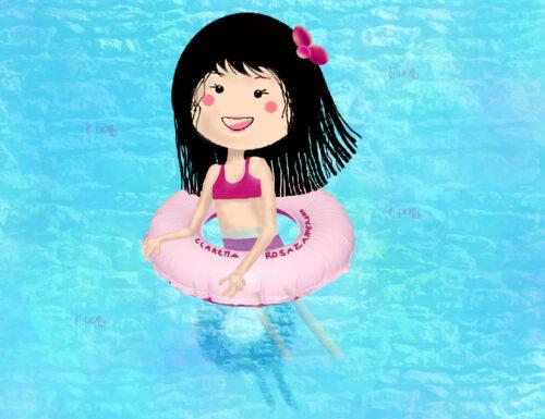 In piscina quando a portarti lì è il pensiero positivo, rubrica