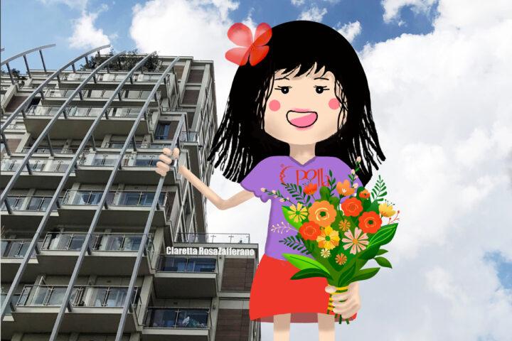 La felicità, Claretta RosaZafferano