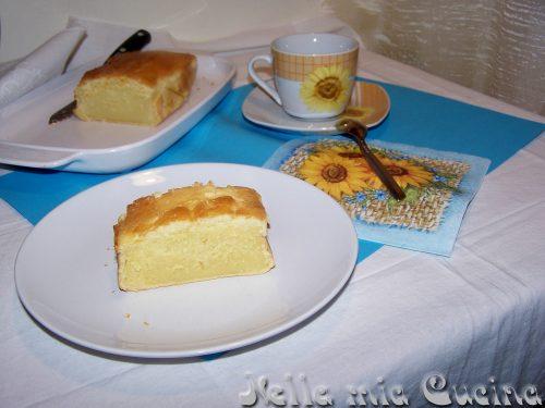 plumcake con kefir