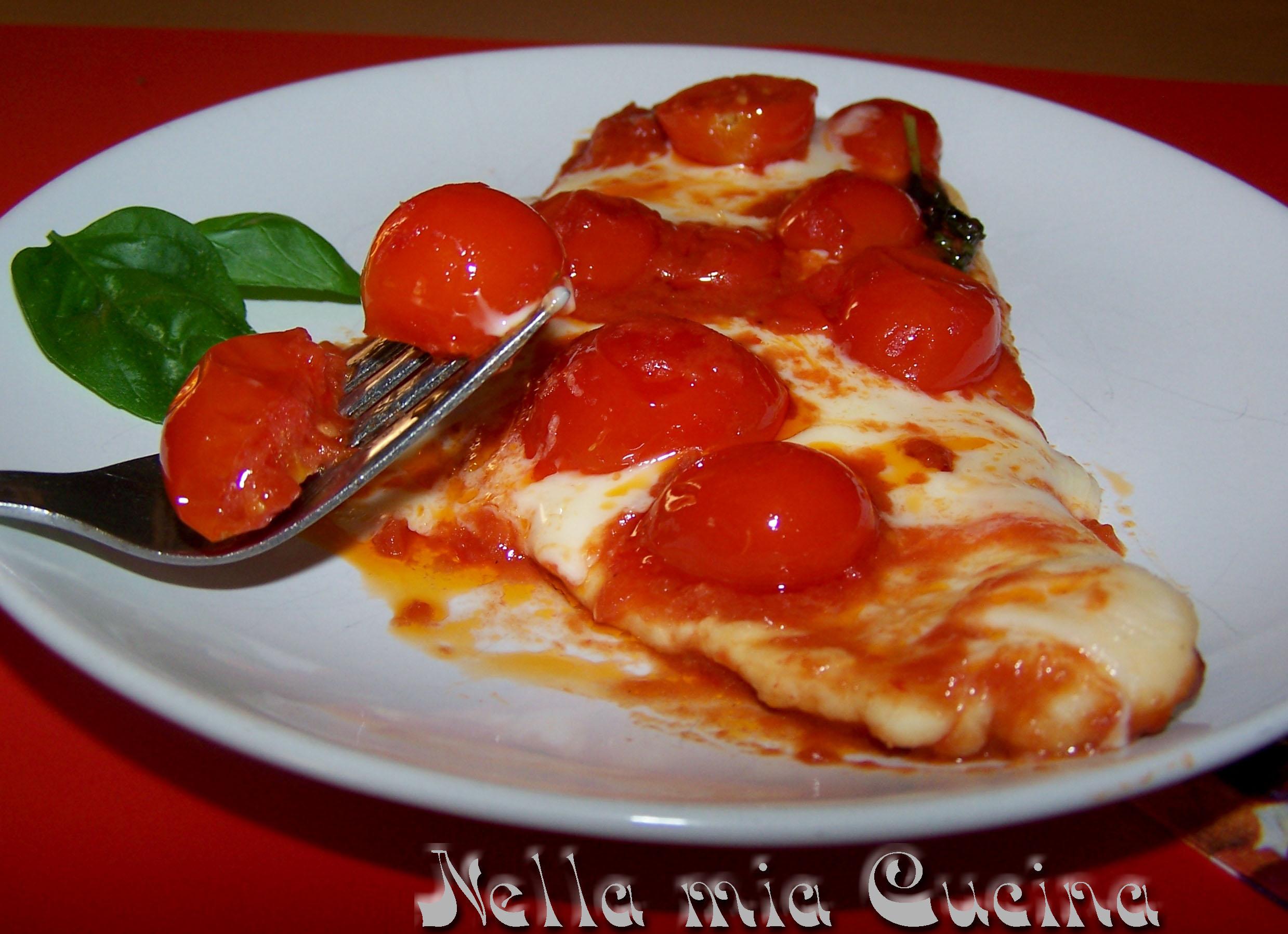 Fettina di Pollo alla Pizzaiola - Miriam nella Mia Cucina