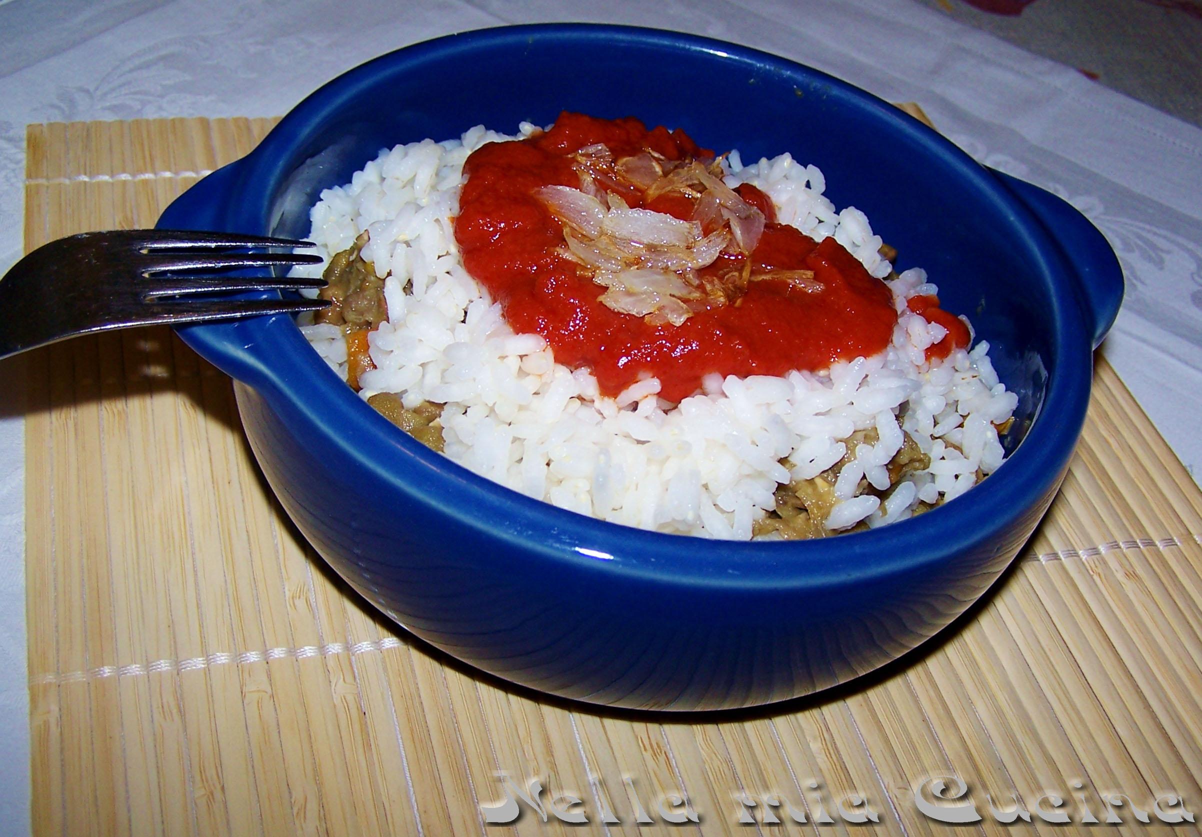 Kosheri piatto egiziano miriam nella mia cucina for Cuocere v cucinare