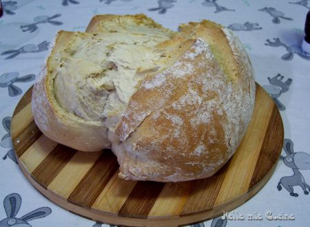 Pane all'olio di Oliva