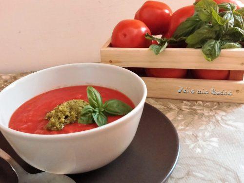 Zuppa Fredda di Pomodoro