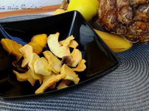 Frutta Disidratata con l 'essicatore
