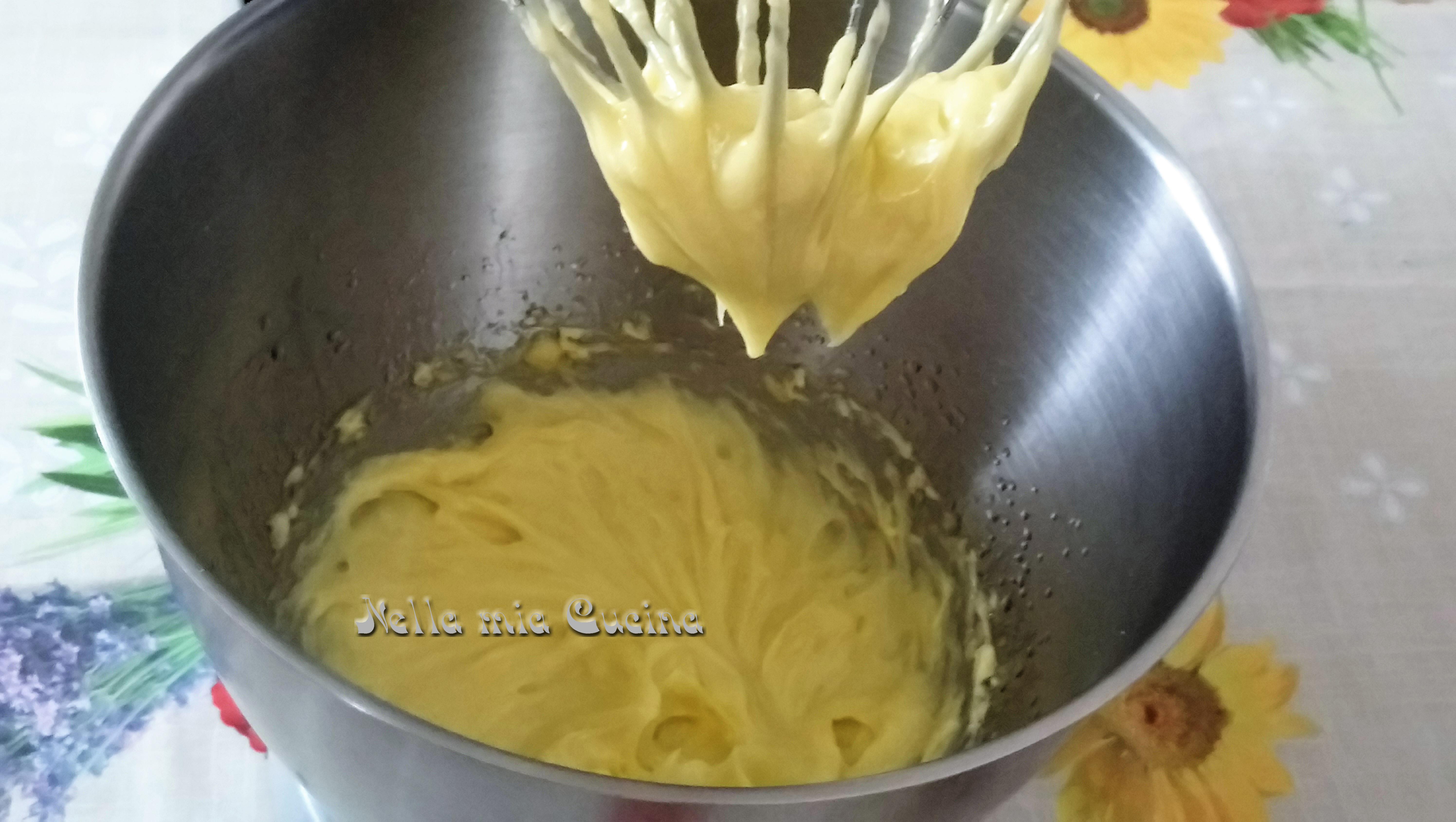 Salsa maionese preparata in casa